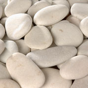 Decorative Pebbles  - Okinawa - 12L - 3/6 cm